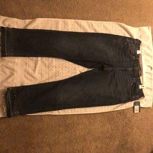 🆕✨ boyfriend mid rise jeans Size 12
